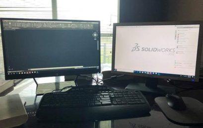 Xuất bản vẽ 2D từ mô hình 3D với Solidworks