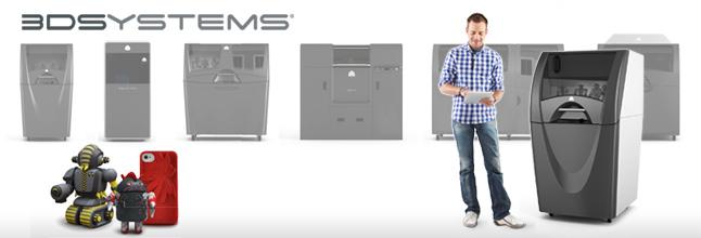 sản phẩm hãng 3d system