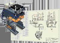 thiết kế lắp ráp xuất bản vẽ