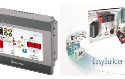 Phần mềm lập trình HMI Weintek EasyBuider Pro V6.01.01.165