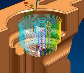 Các bước lập trình gia công Siemens Nx