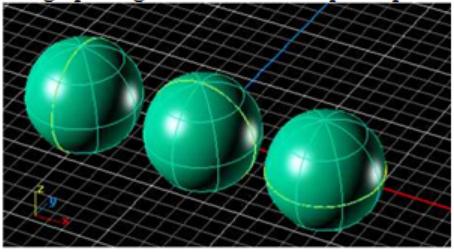 Ví dụ cho Axial Symmetry