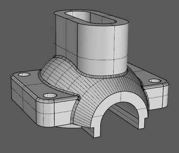 vẽ mô hình 3d