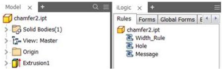 ví dụ mẫu cho việc cắt các tab ra