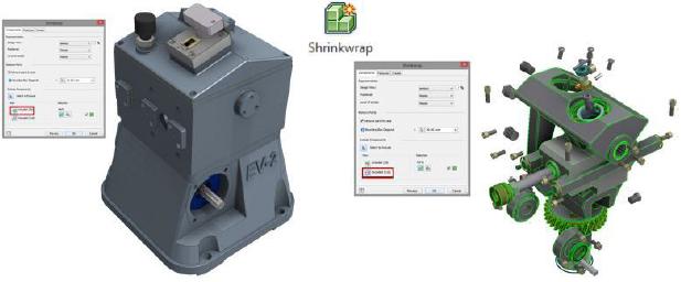Công cụ Shrinkwrap