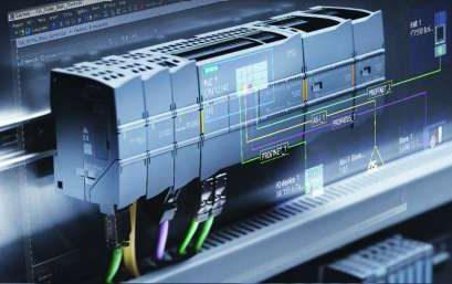 Bộ điều khiển PLC S7-1200
