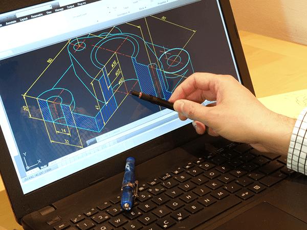 Phần mềm AutoCAD (Thiết kế bản vẽ kỹ thuật 2D số 1)