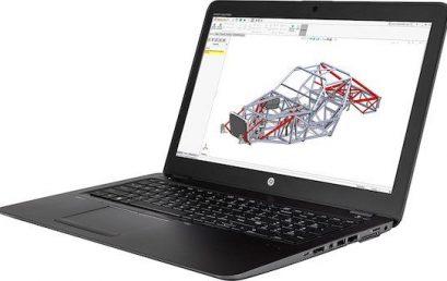 Máy tính xách tay chuyên cho công việc CAD CAM