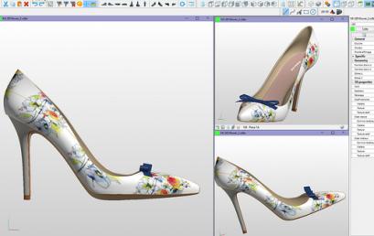 Phần mềm thiết kế giày dép thông dụng