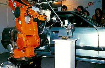 Robot công nghiệp được sản xuất như thế nào?