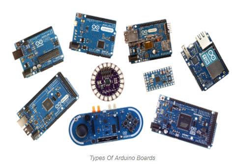 Phân biệt các loại board Arduino thông dụng hiện nay