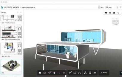 10 phần mềm/công cụ xem bản vẽ và file CAD 2d 3d miễn phí tốt nhất