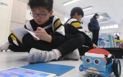 STEM sáng tạo, thực tiễn với những dự án robot tự động dành cho trẻ em