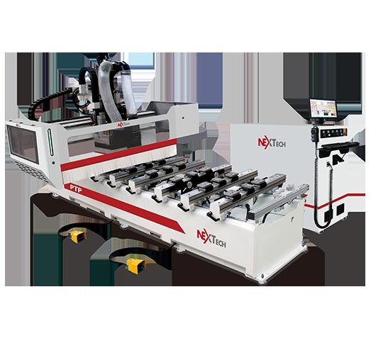 Các cách gá đặt sản phẩm trên máy gia công gỗ