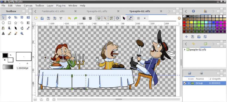 5 phần mềm làm hoạt hình 2D chuyên nghiệp
