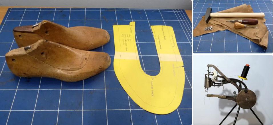 Kiểm tra lại áo giày sao khi thiết kế
