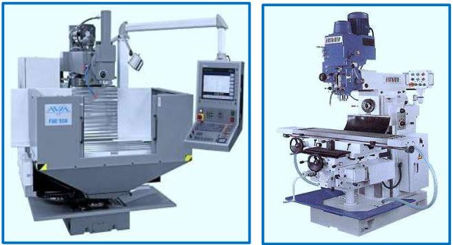 Các loại máy CNC phổ biến nhất hiện nay