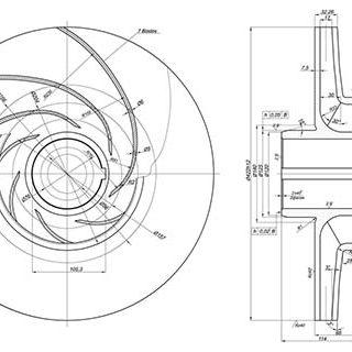thiết kế sketch 2d