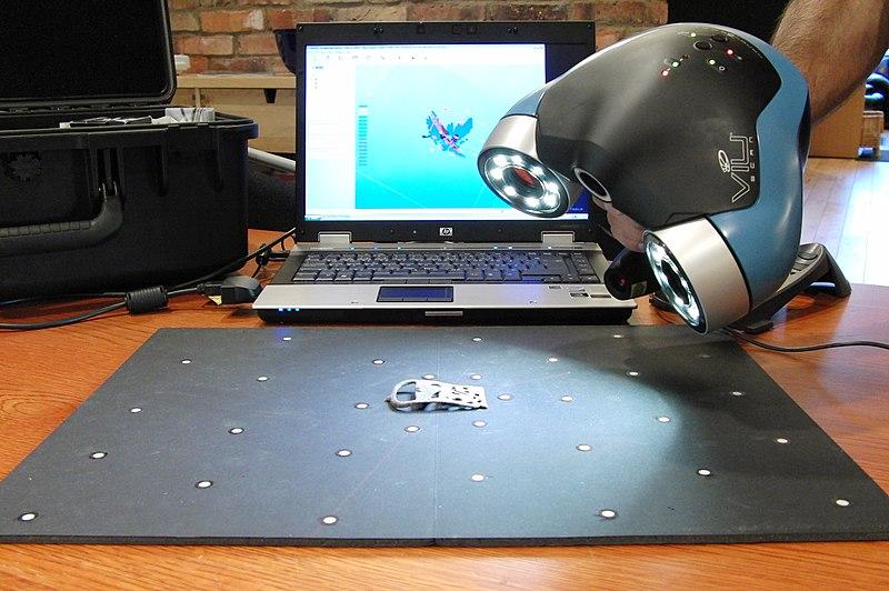 Công nghệ quét mẫu Scan3D là gì