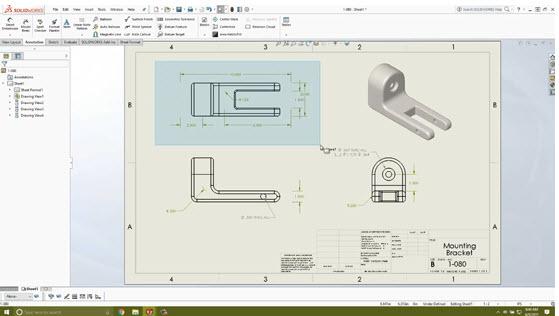 Làm thế nào để copy và sử dụng lại bản vẽ Solidworks cho nhiều dự án