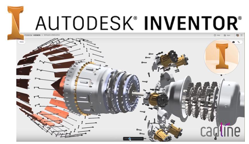 Đánh giá: Autodesk Inventor 2019