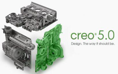Linkdown file cài đặt PTC Creo 5.0 và những tính năng mới của Creo 5.0