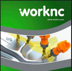 Phần mềm lập trình gia công WorkNC