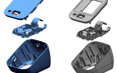 Đào tạo thiết kế ngược ( Reverse Engineering) có thực hành trên máy quét 3D
