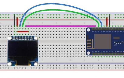 Dự báo thời tiết với NodeMCU và SSD1306 OLED | Dự án IoT