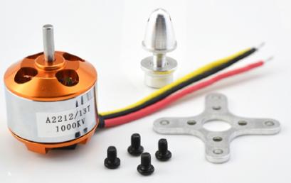 Điều khiển động cơ BLDC bằng Arduino | Kiểm soát tốc độ với biến trở