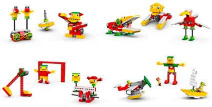 Scratch và LEGO WeDo