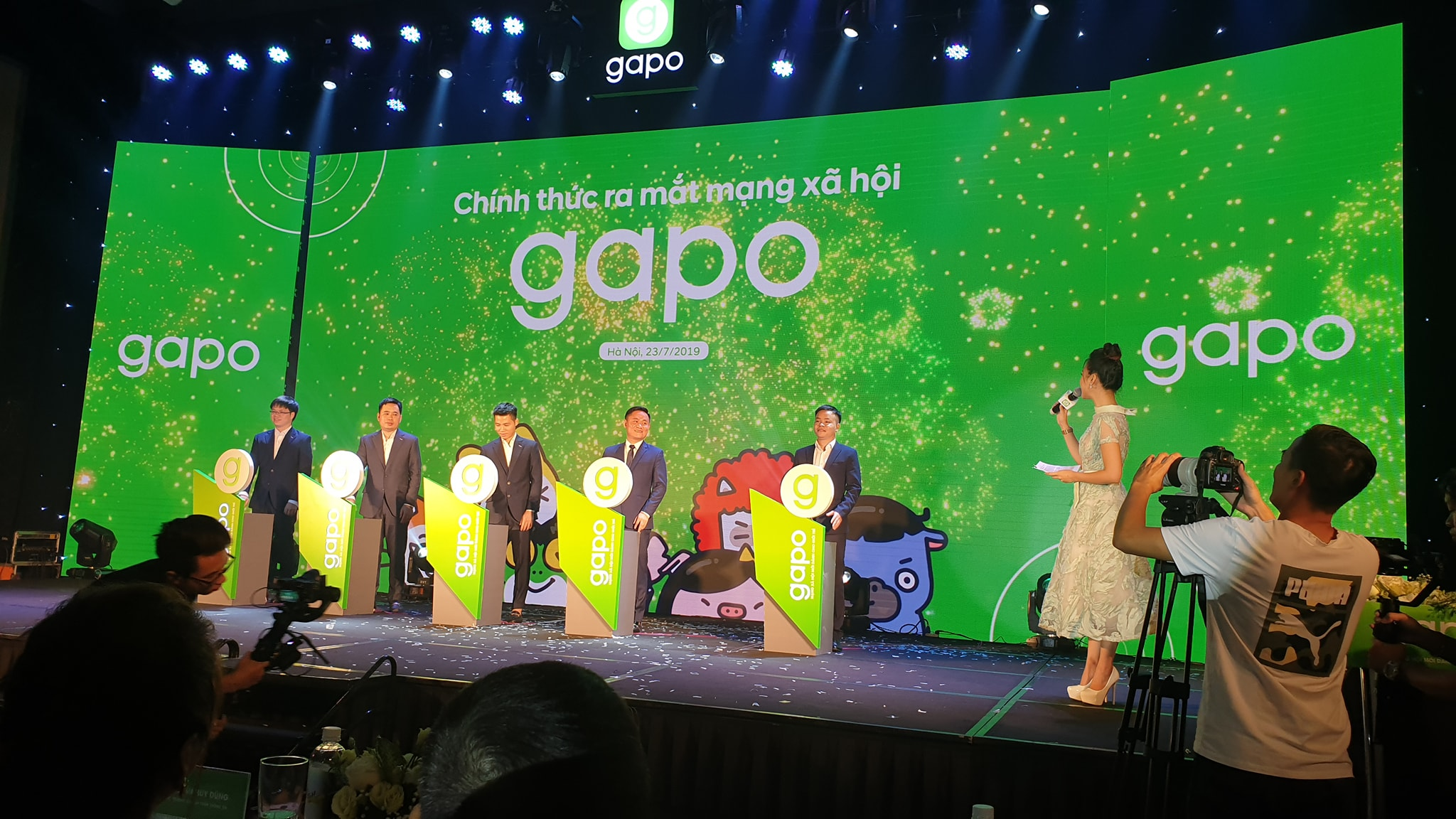 ictnews-Nhận 500 tỷ đầu tư, Gapo đặt mục tiêu 50 triệu người dùng trong giai đoạn đầu