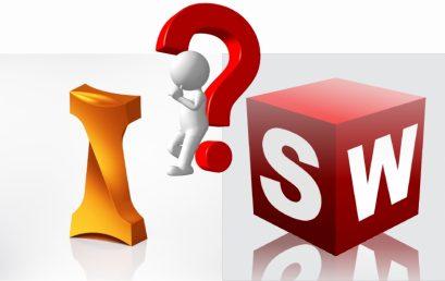 So sánh Solidworks và Inventor, phần mềm nào phù hợp với bạn?
